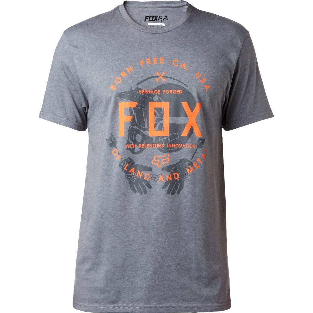 Fox - Claw футболка, графит