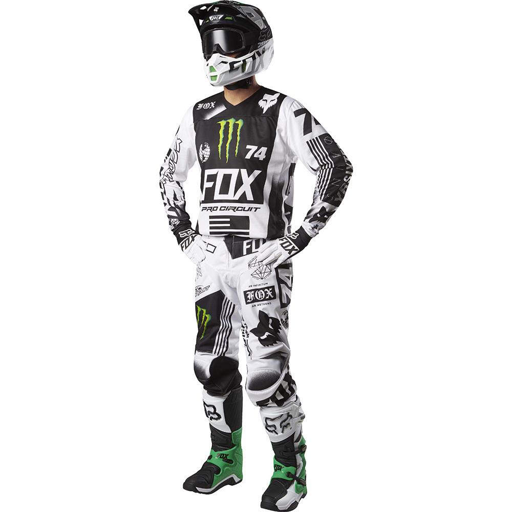 Fox - 2017 180 Monster Energy / ProCircuit Special Edition комплект штаны и джерси
