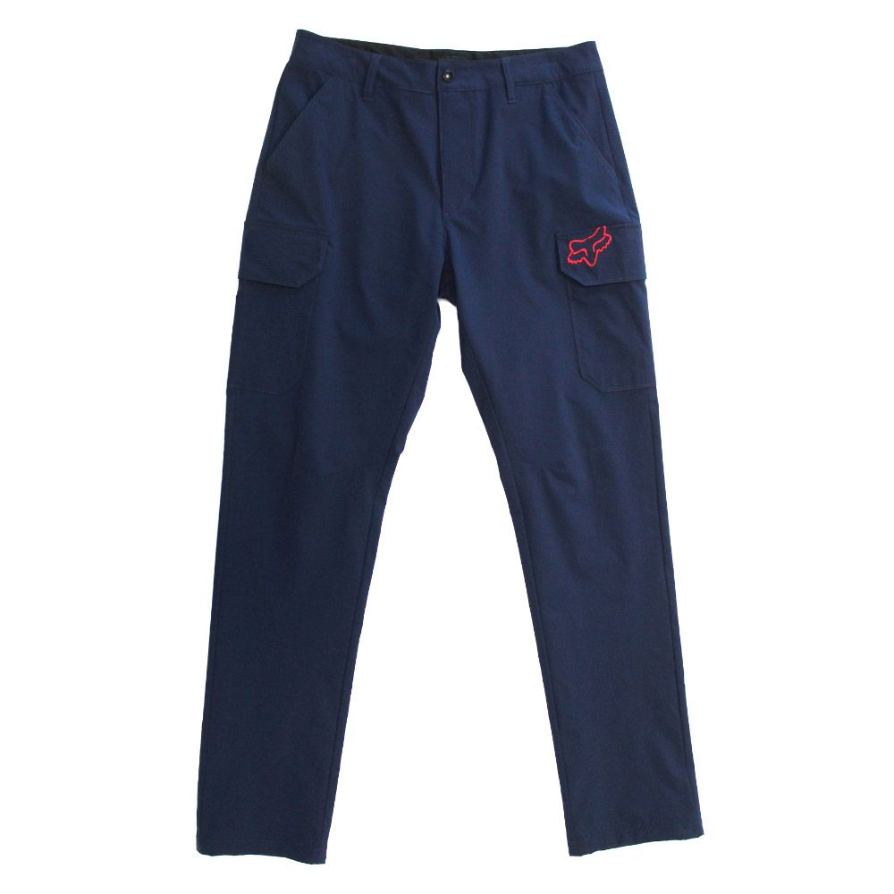 Fox - 2017 HRC Slambozo Pant Navy штаны, синие