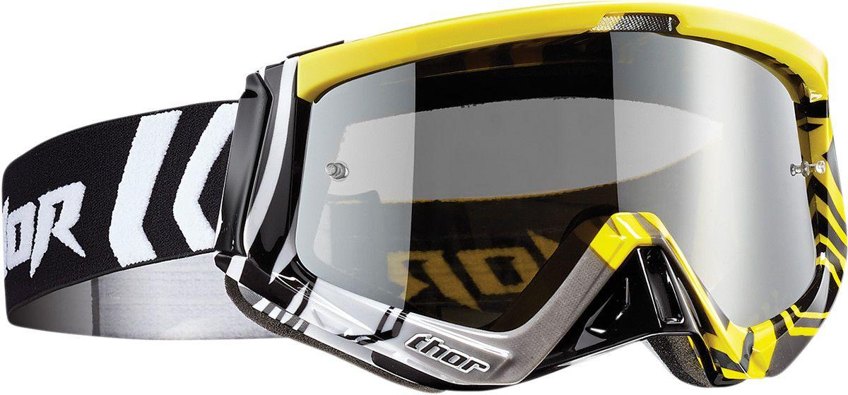 Thor - 2016 Sniper Geo очки, желто-черные