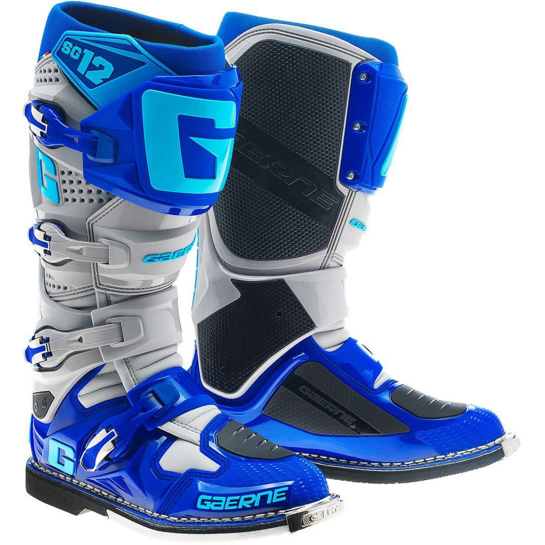 Gaerne - SG-12 мотоботы, синие