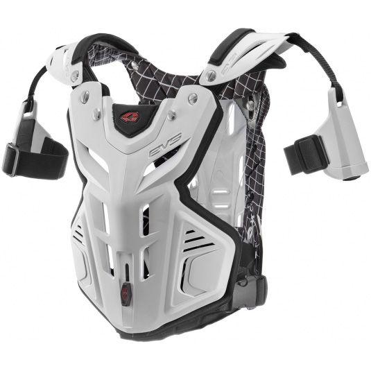 EVS - F2 защитный жилет, белый